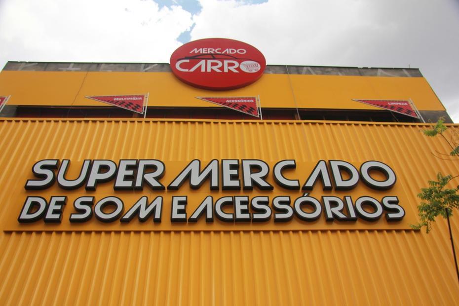 Mercado Carro: BH tem seu o primeiro supermercado automotivo